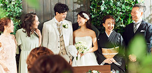 [ TOPICS / お急ぎウエディング ] 最短3週間で結婚準備。こだわりと安心をサポートする限定プランのご紹介