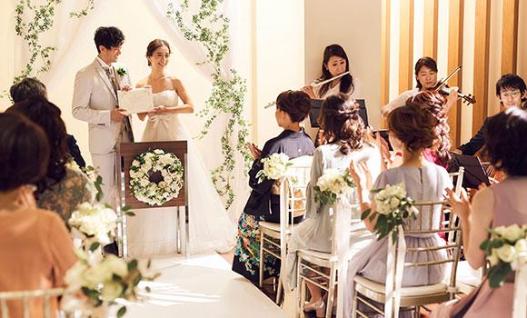 [ Sentir News ] ふたりらしく愛を誓う「挙式」を、無料で叶える特別チャンス。